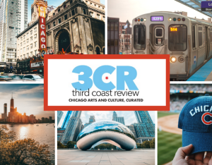 Mklove3 (left to right) Carolyn Sinon (Grace) and Angela Horn (Mary-Kate Olsen) in The Comrades' Chicago premiere of MARY-KATE OLSEN IS IN LOVE by Mallery Avidon, directed by Derek Bertelsen. Photo by Cody Jolly