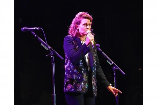Brandi Carlile singing 062919