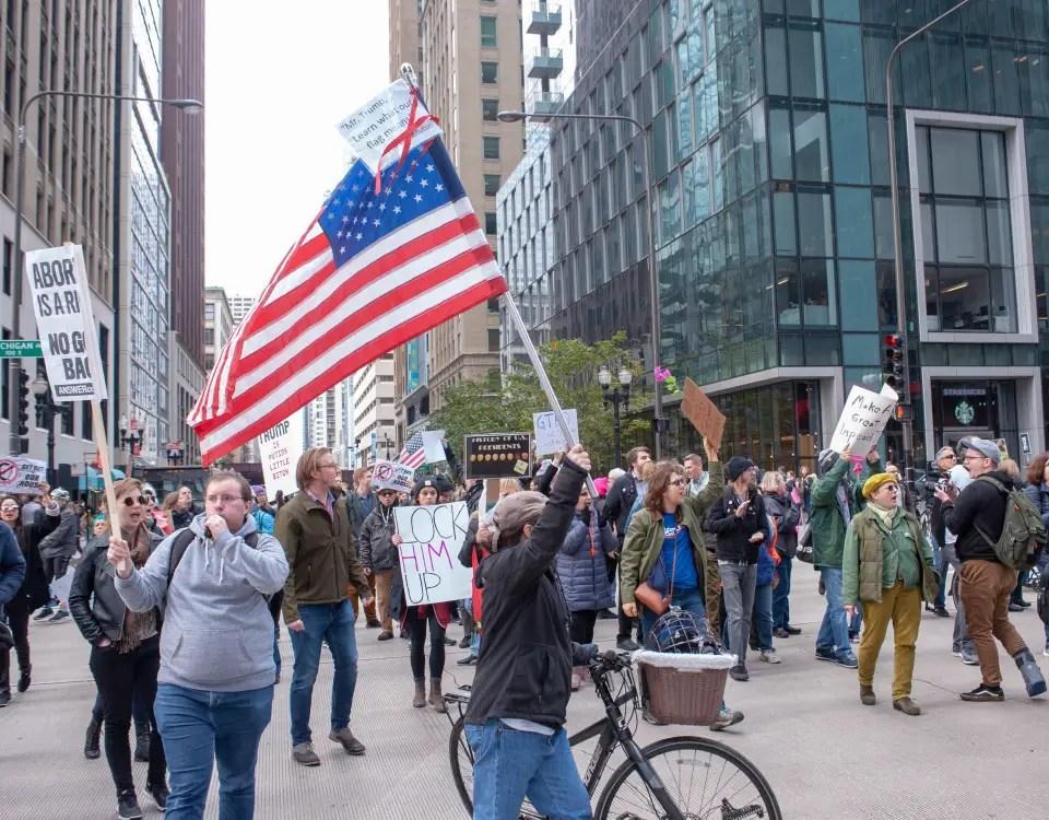TrumpChicagoProtest11