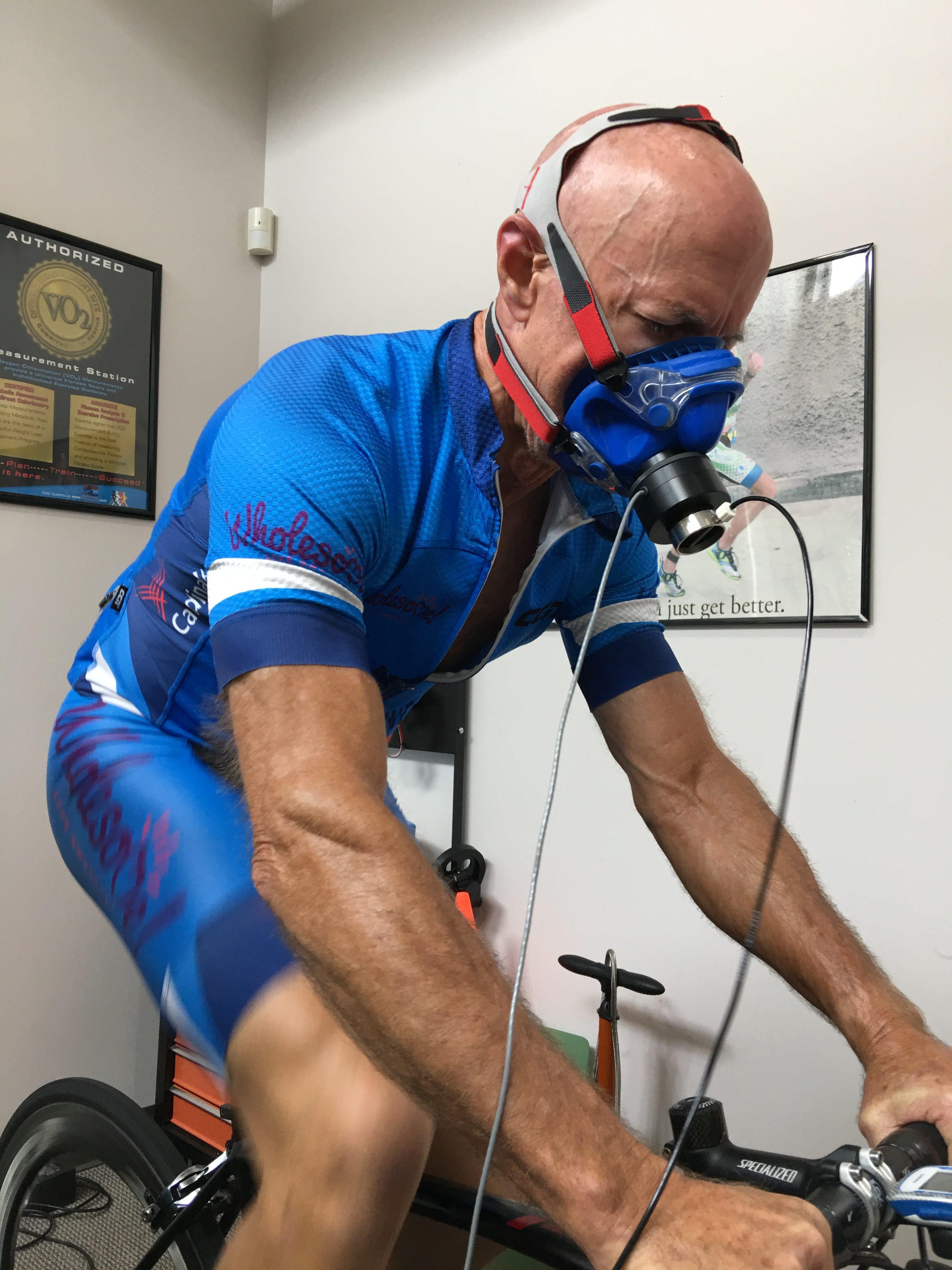 Vo2 Max Test I Lactate Threshold