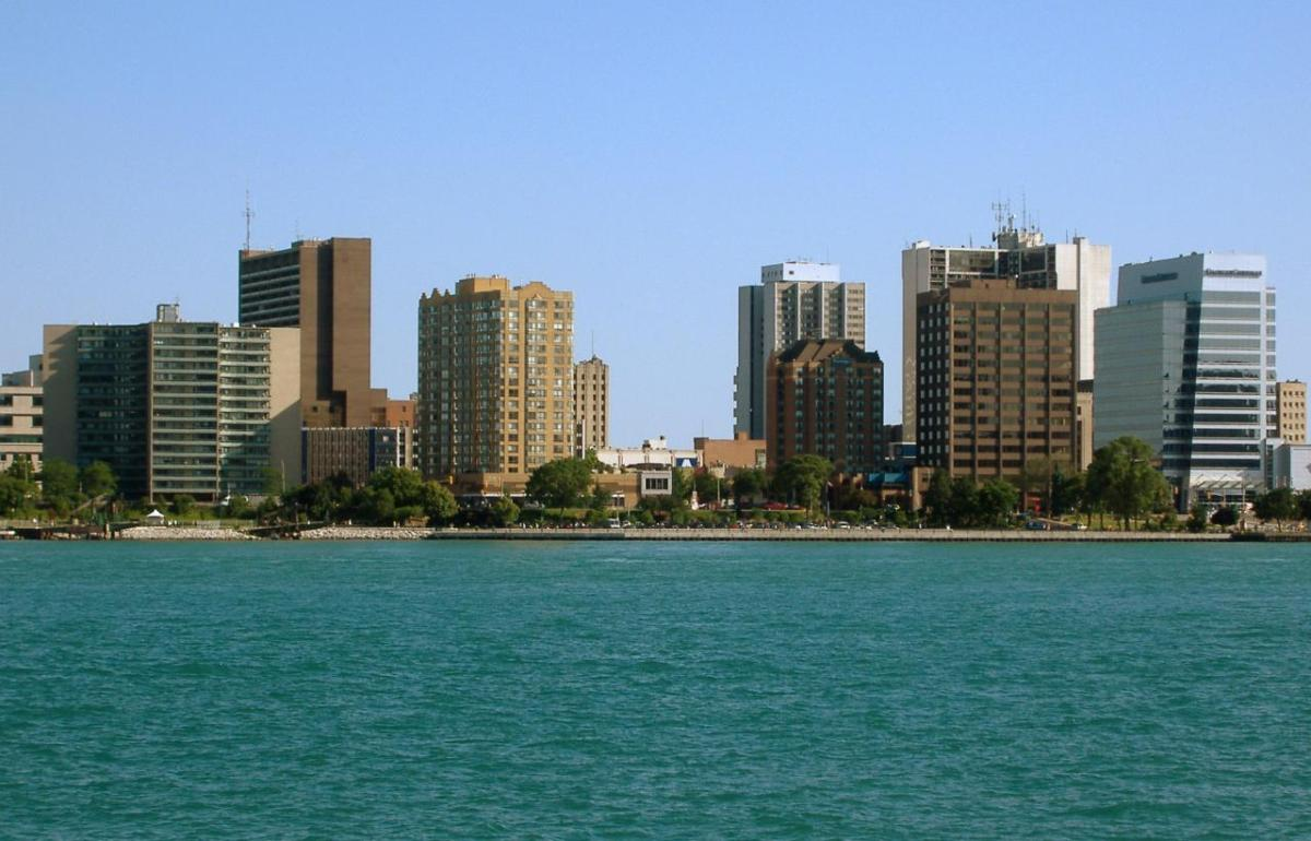 Windsor Ontario explained Briefly – Delusional Bubble