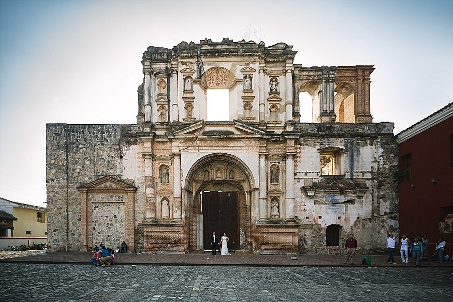 Nick + Brittni| Antigua Guatemala Wedding Photography & Cinema
