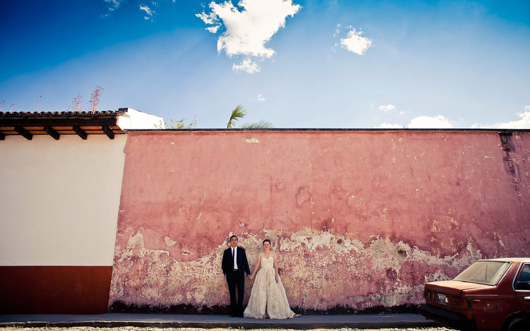Meagan + Luis Pedro | Antigua Guatemala Destination Wedding Photography