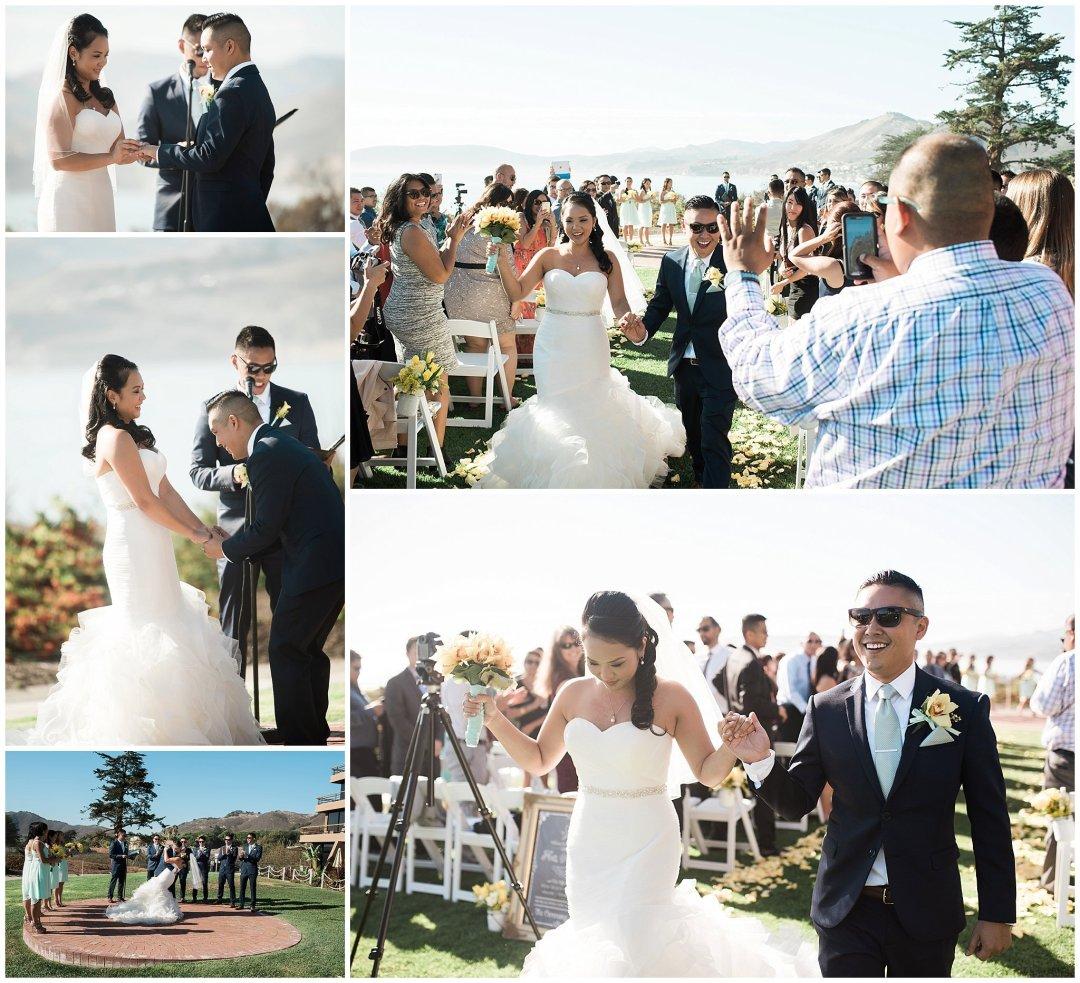 Ha & Allen Wedding Third Element Photography & Cinema Pismo Beach Cliffs Resort Central Coast Hybrid Film Wedding Photographer_0026