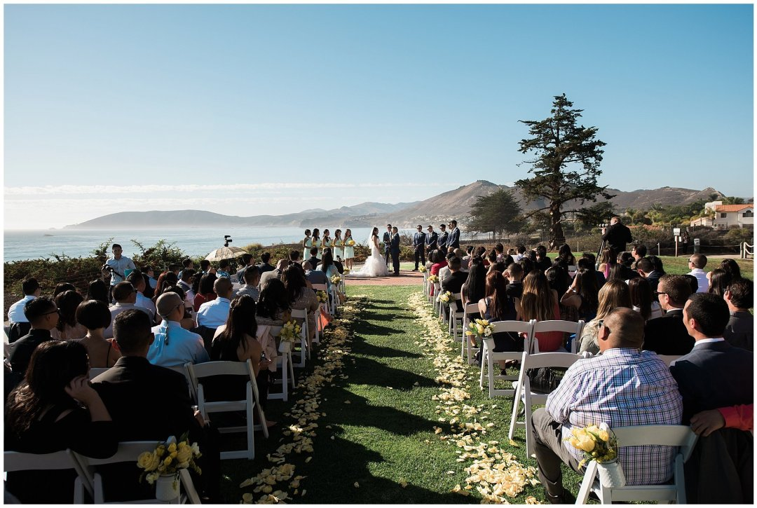 Ha & Allen Wedding Third Element Photography & Cinema Pismo Beach Cliffs Resort Central Coast Hybrid Film Wedding Photographer_0027