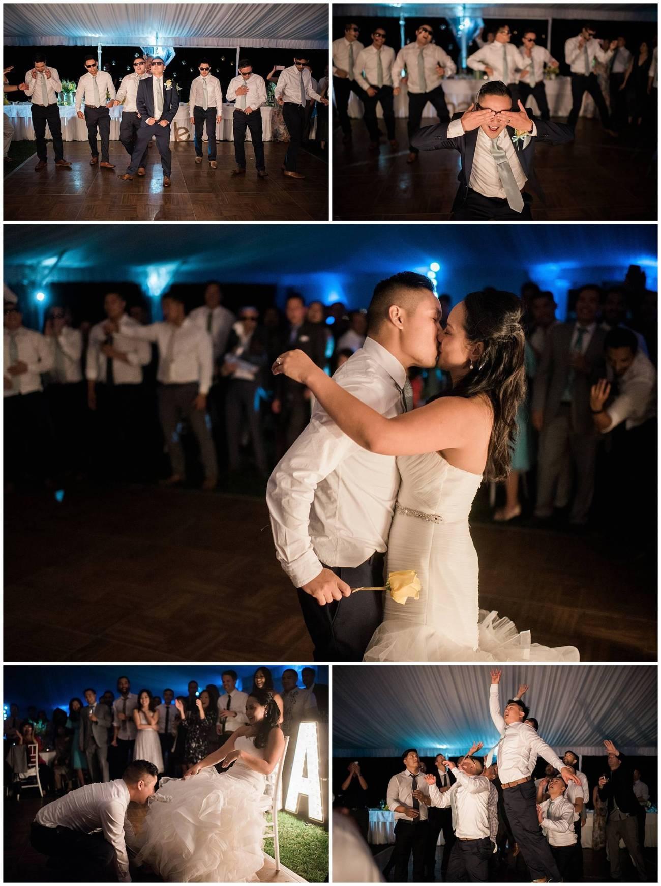 Ha & Allen Wedding Third Element Photography & Cinema Pismo Beach Cliffs Resort Central Coast Hybrid Film Wedding Photographer_0046