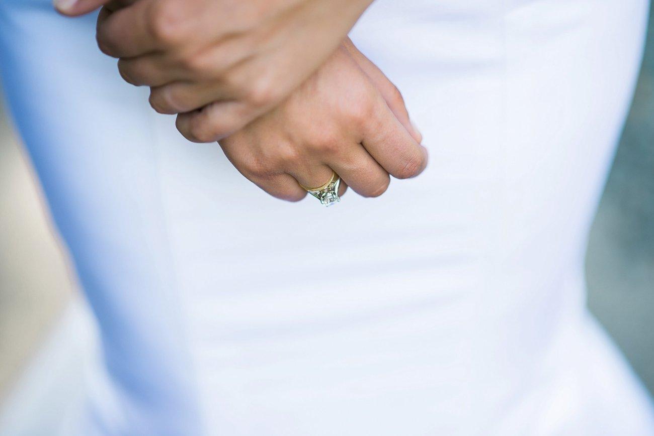 Cartier Wedding Ring Calistoga Ranch Wedding Photos