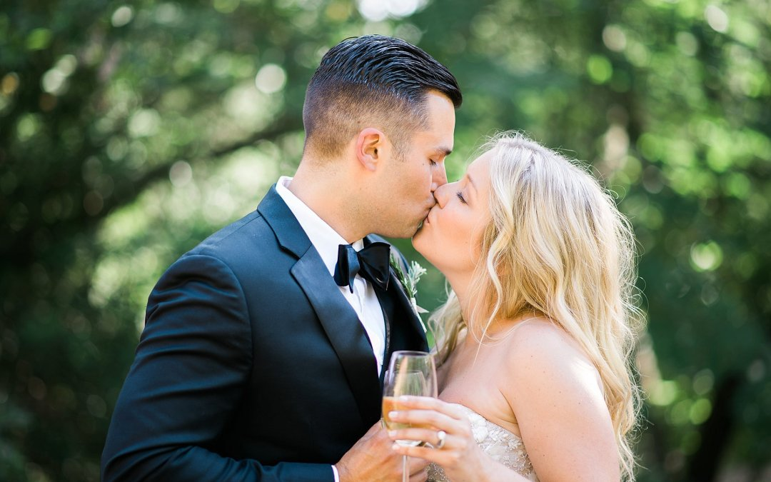 Devon & Matt | Calistoga Ranch Wedding