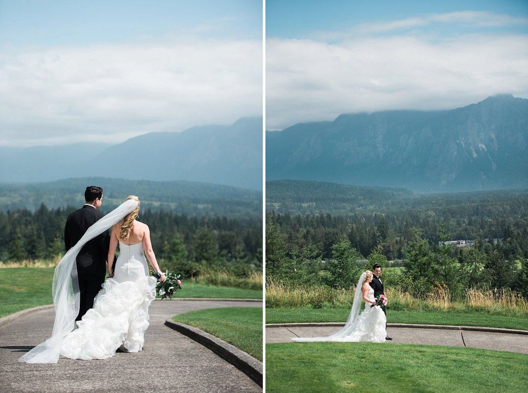 Christine & Josh Seattle Washington Snoqualmie Ridge Country Club Wedding_0029