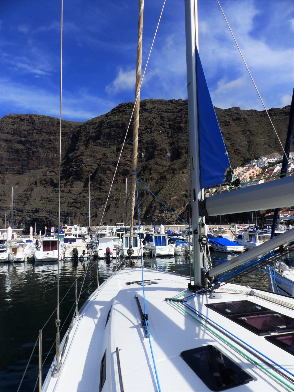Harbour of Los Gigantes