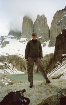 Reaching Torres del Paine in Chile