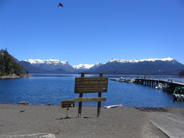 Lago Nahuel Huapi, San Carlos de Bariloche Argentina