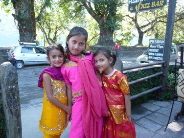 Nepali girls