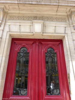 Paris, France Doors