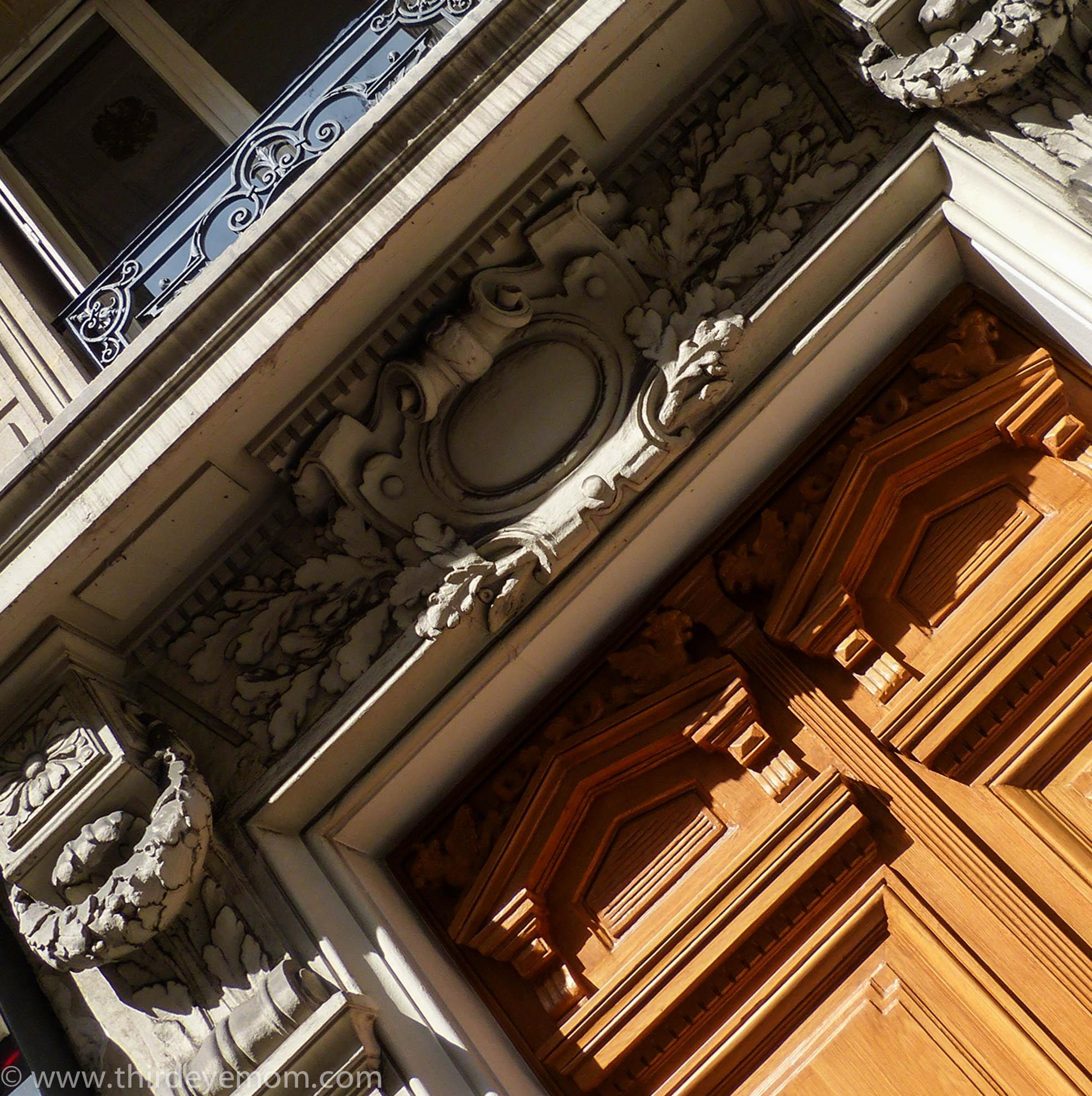 Paris, France Doors