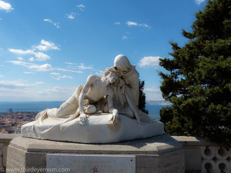 Notre Dame de la Garde- Marseille