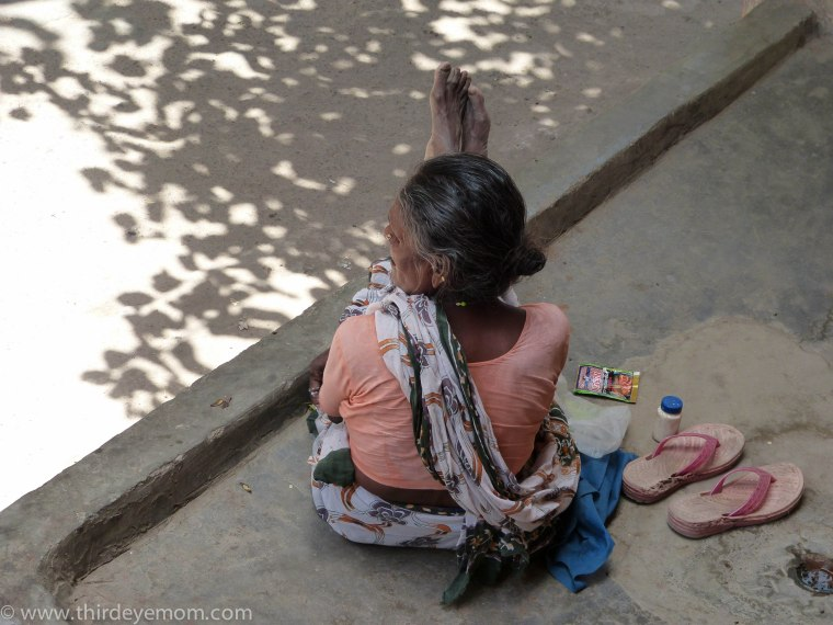 Indian Women in Delhi