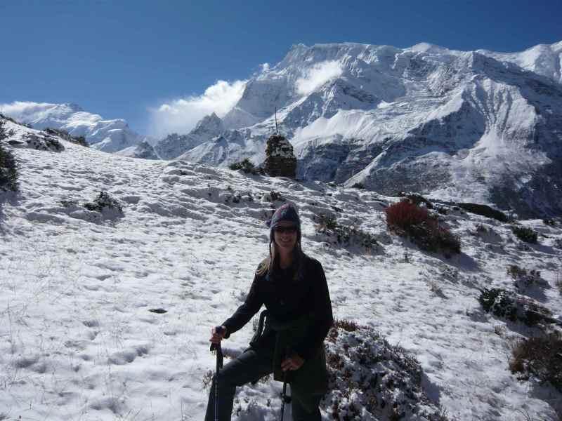Hiking the Annapurna Trek