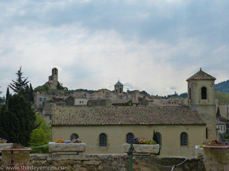 Village of Lourmarin