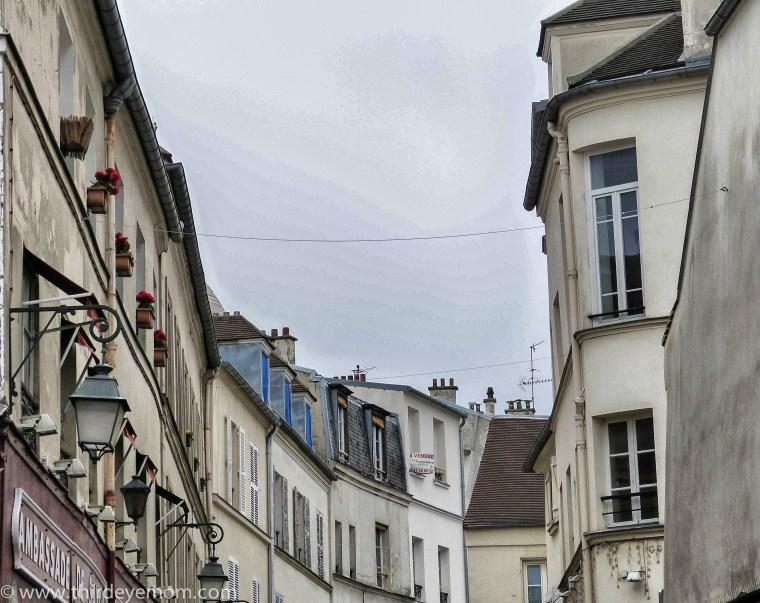 Paris France Le Marais