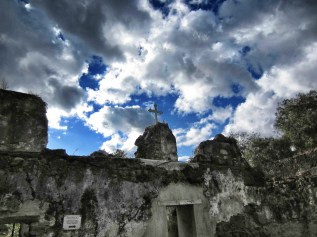 Church ruins Antigua