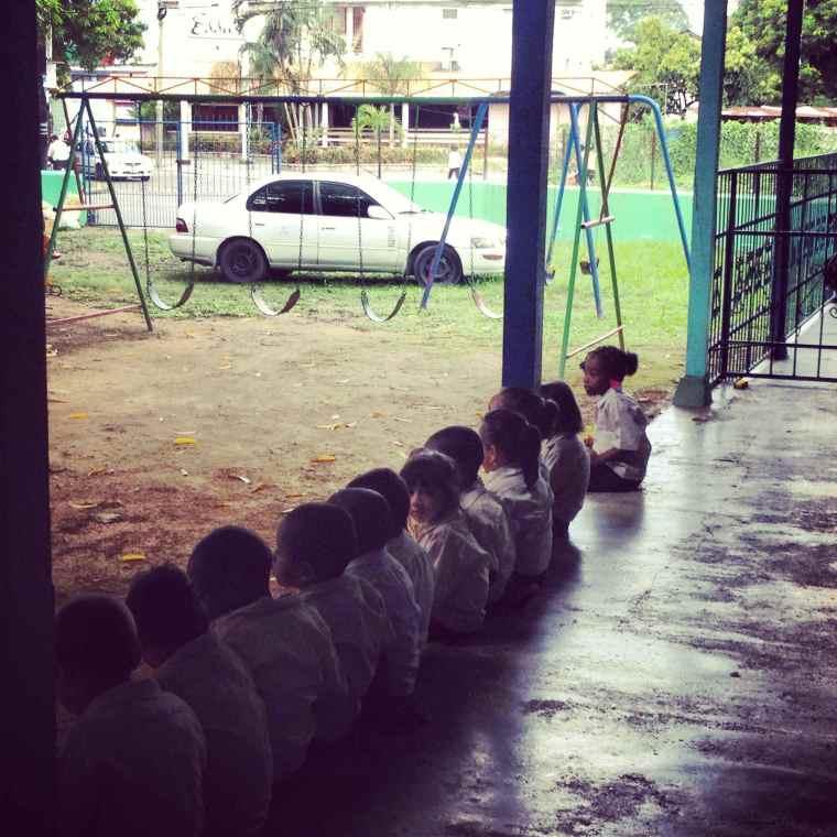 Honduran kids