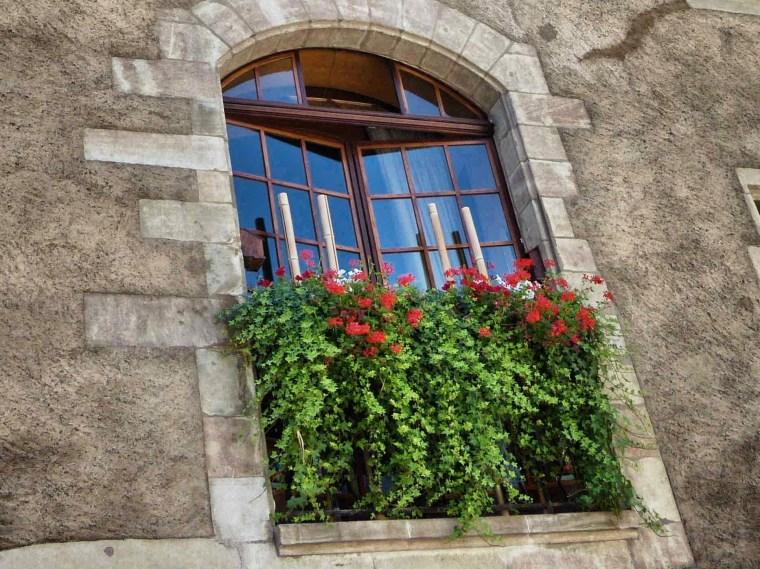 Windows in Geneva