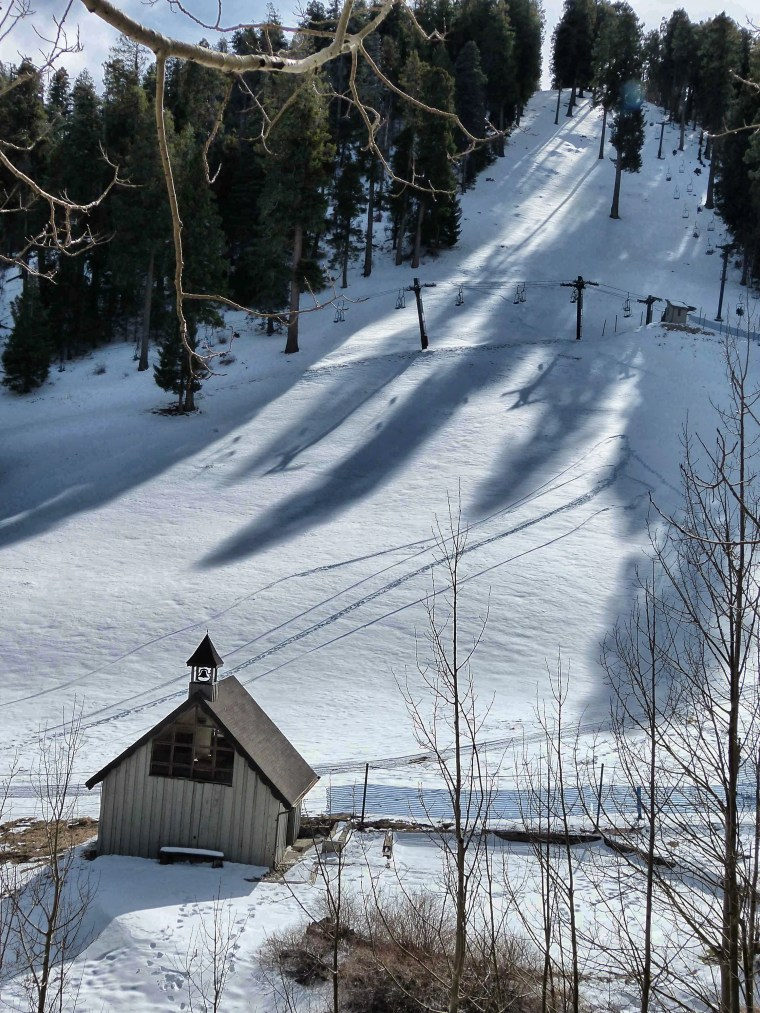 Mount Lemmon Ski Resort Tucson Arizona