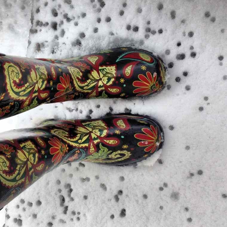 Fun Boots