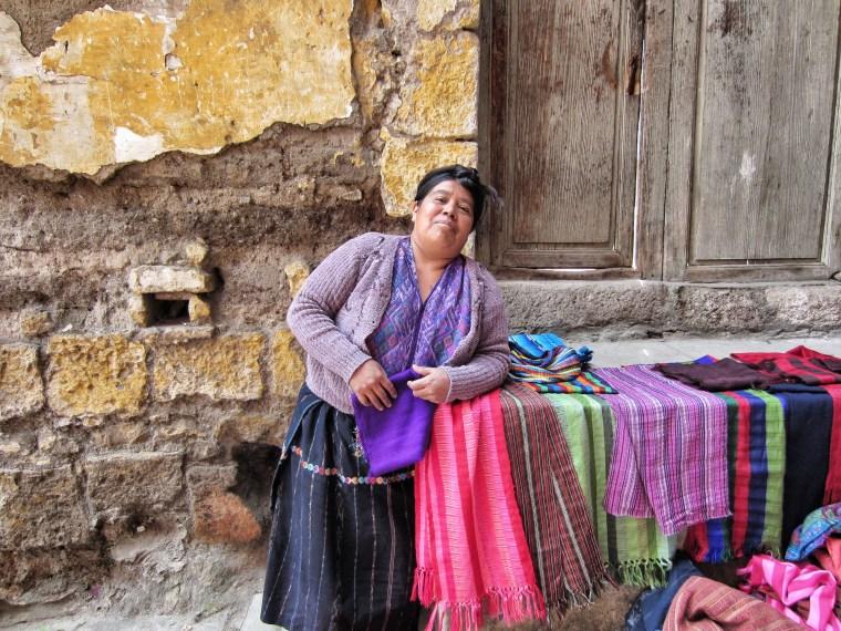 Maria. Guatemala.