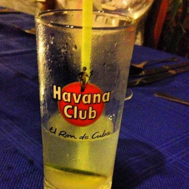 Rum the drink of Cuba