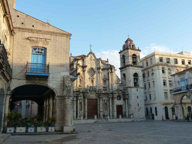 Spanish Colonial Charm of Old Havana