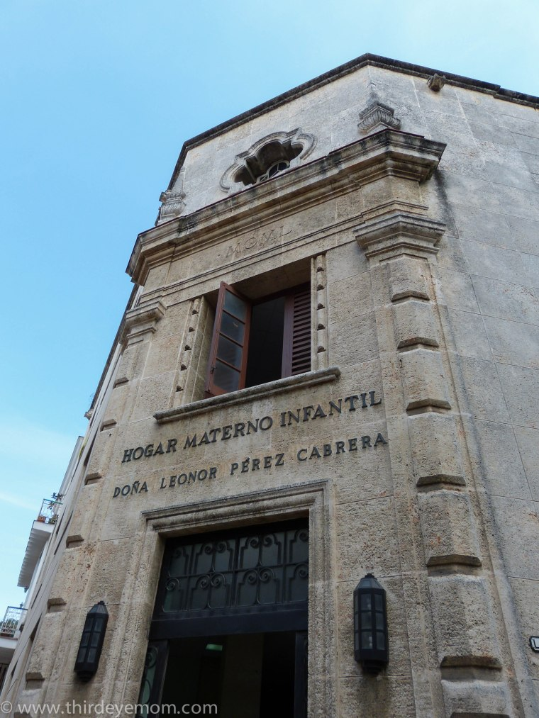 Havana Cuba Hogar Materno Infantil