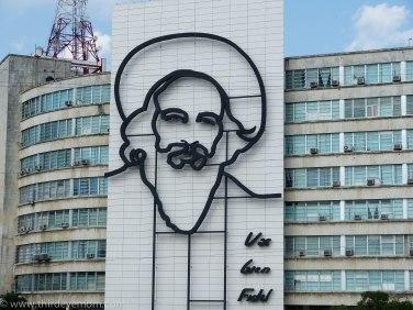 Revolutionary Square in Havana