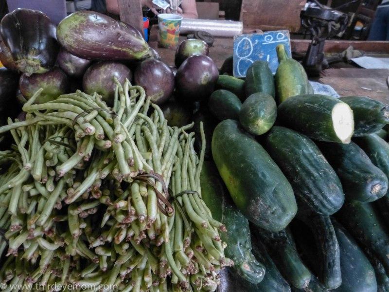 Market in Havana Cuba