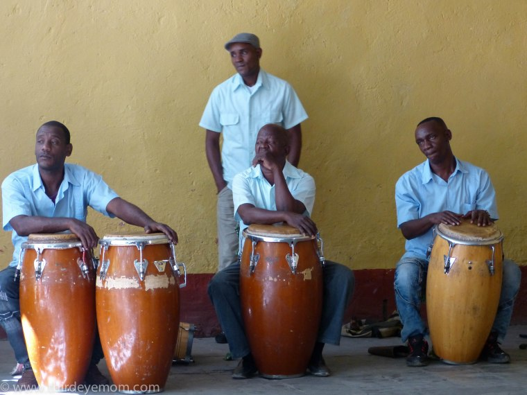 Afro-Cuban music in Trinidad