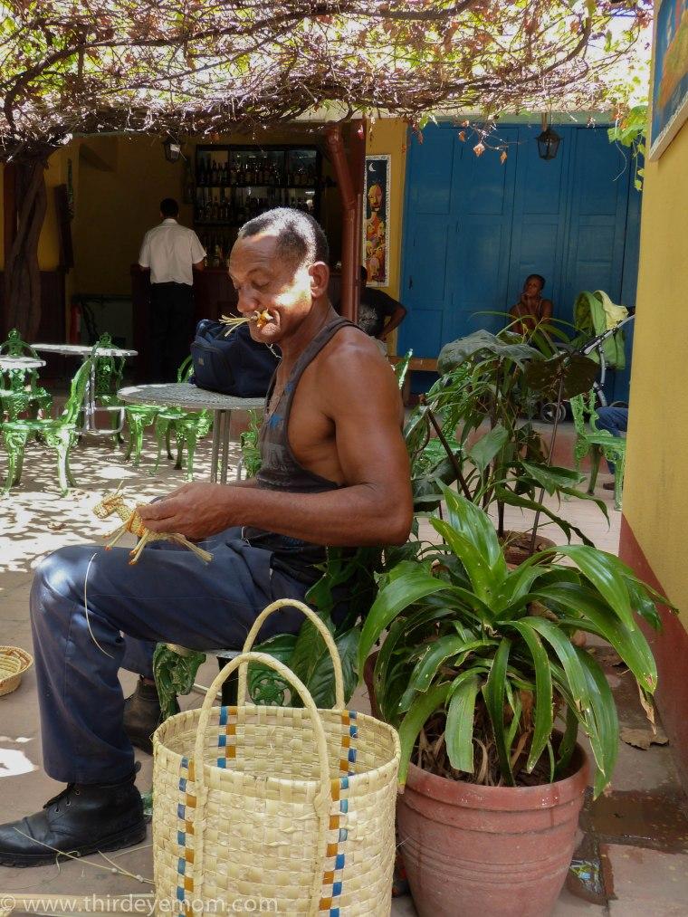 Trinidad weaver