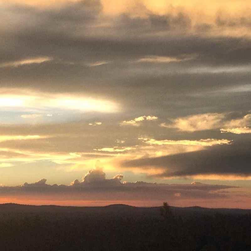 White Mountains Arizona