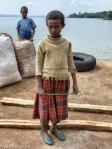 Rural Ethiopian Girl