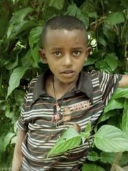 Rural Ethiopian Boy