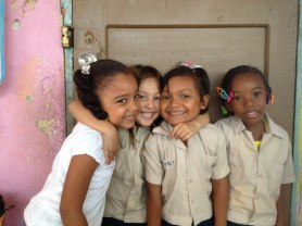 Friends in Honduras