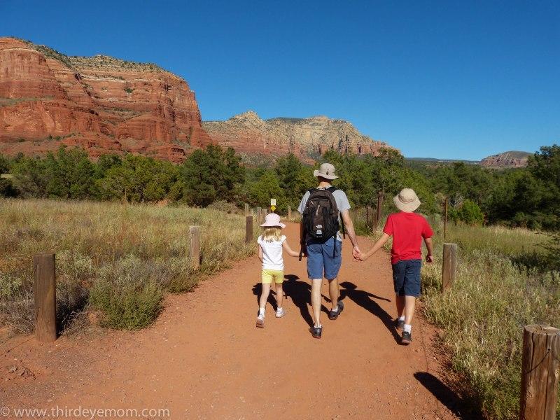 Bell Rock Hike Sedona Arizona