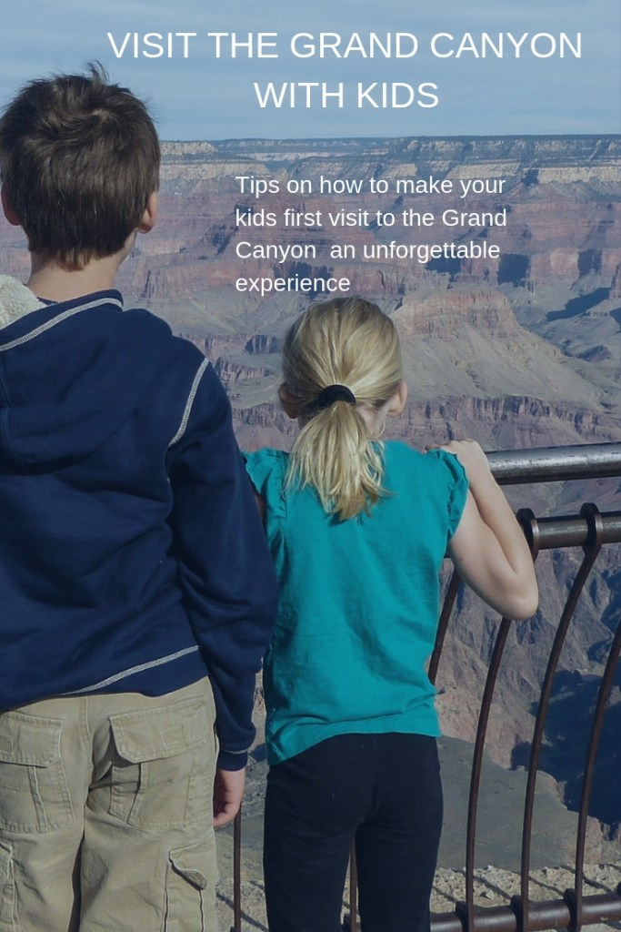 visit to the Grand Canyon is wonderful at any age and thankfully the National Park System thought the development of the park out with this idea in mind. Whether you are an avid hiker, a senior citizen or a family, there are endless ways you can experience the Grand Canyon. Here are my top tips for visiting the Grand Canyon with kids.