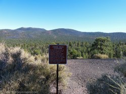 Sunset Crater Volcano National Park Arizona