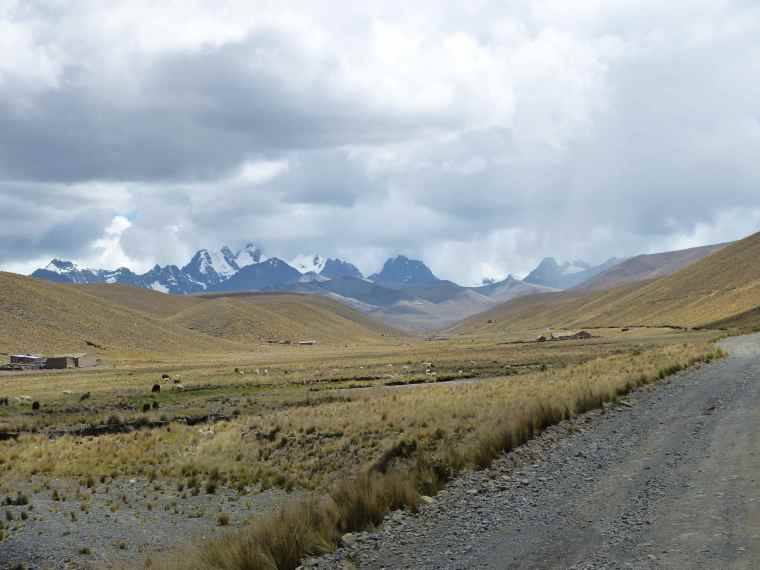 Condoriri Mountain Bolivia