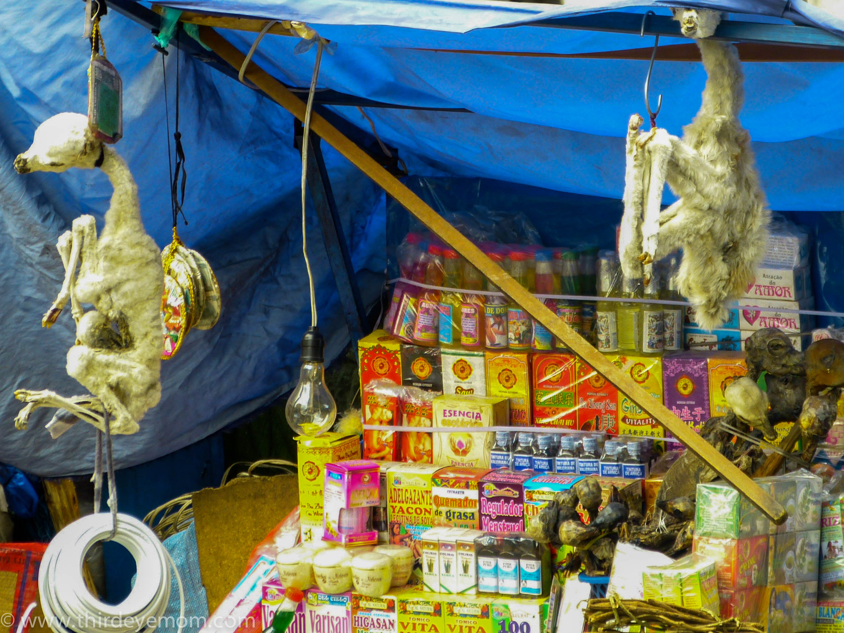 The Unusual Street Markets Of La Paz Thirdeyemom