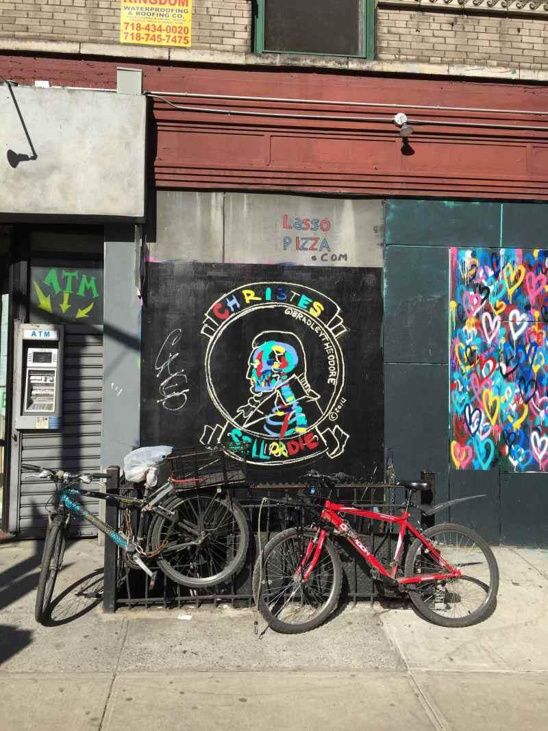 Little Italy New York City Street Art