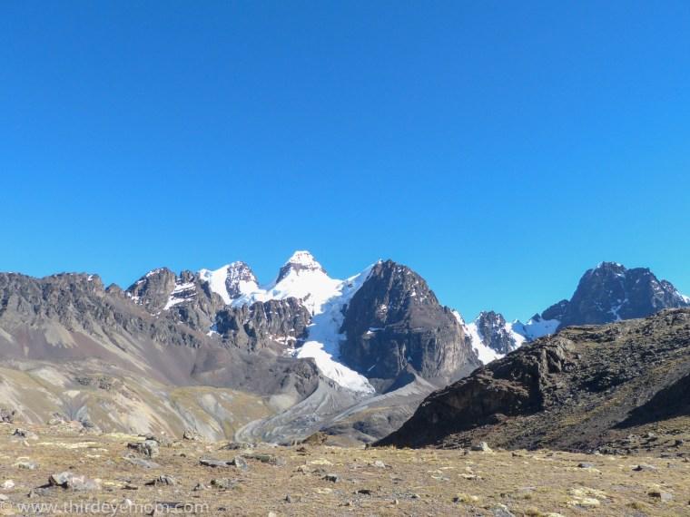 Condoriri Vally, Bolivia