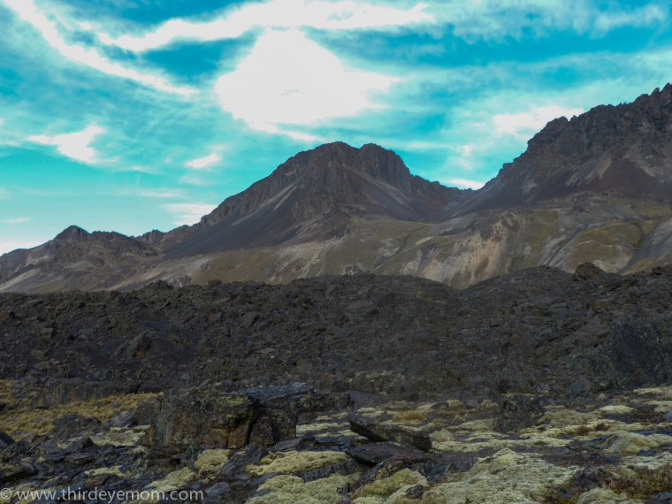 Cerro Austria, Condoriri Valley, Bolivia