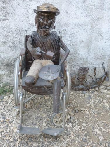 Jacques Eugene Croix des Bouquet Haiti
